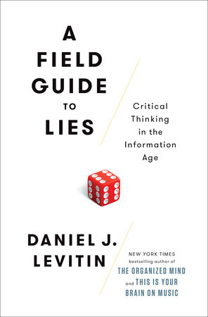 A Field Guide to Lies book cover