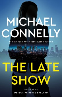 The Late Show book cover