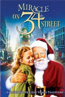 Miracle on 34th Street DVD cover