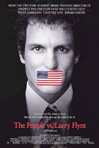 The People vs. Larry Flynt dvd cover