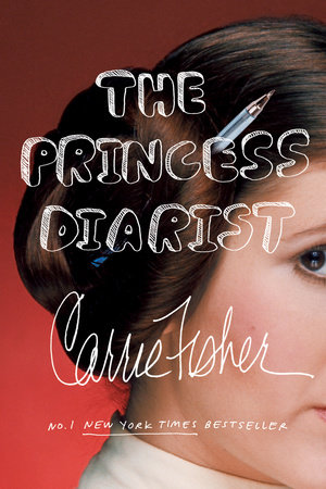 The Princess Diarist book cover