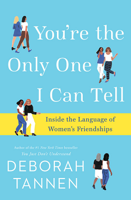 You're the Only One I Can Tell book cover