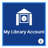 My Library Account Icon