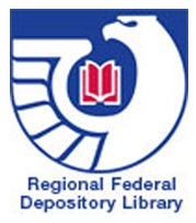 Federal Depository Library Program Logo with Regional label