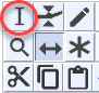 selection icon in audacity