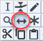 Shift Icon in Audacity
