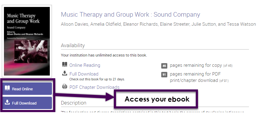 use read online or full download buttons to access your text.