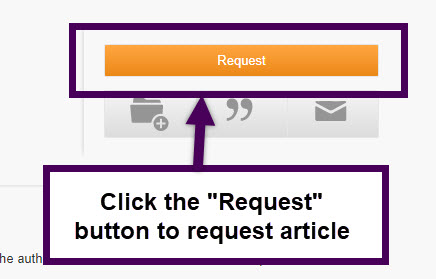 some articles will direct you to an information page. click the request button to request these articles