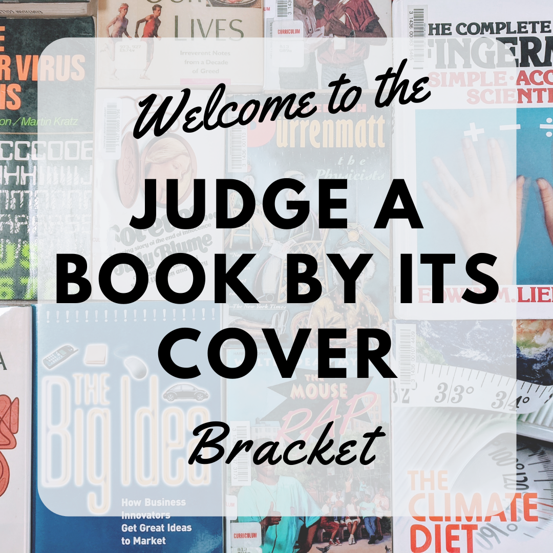 Judge a Book By Its Cover Bracket 2021