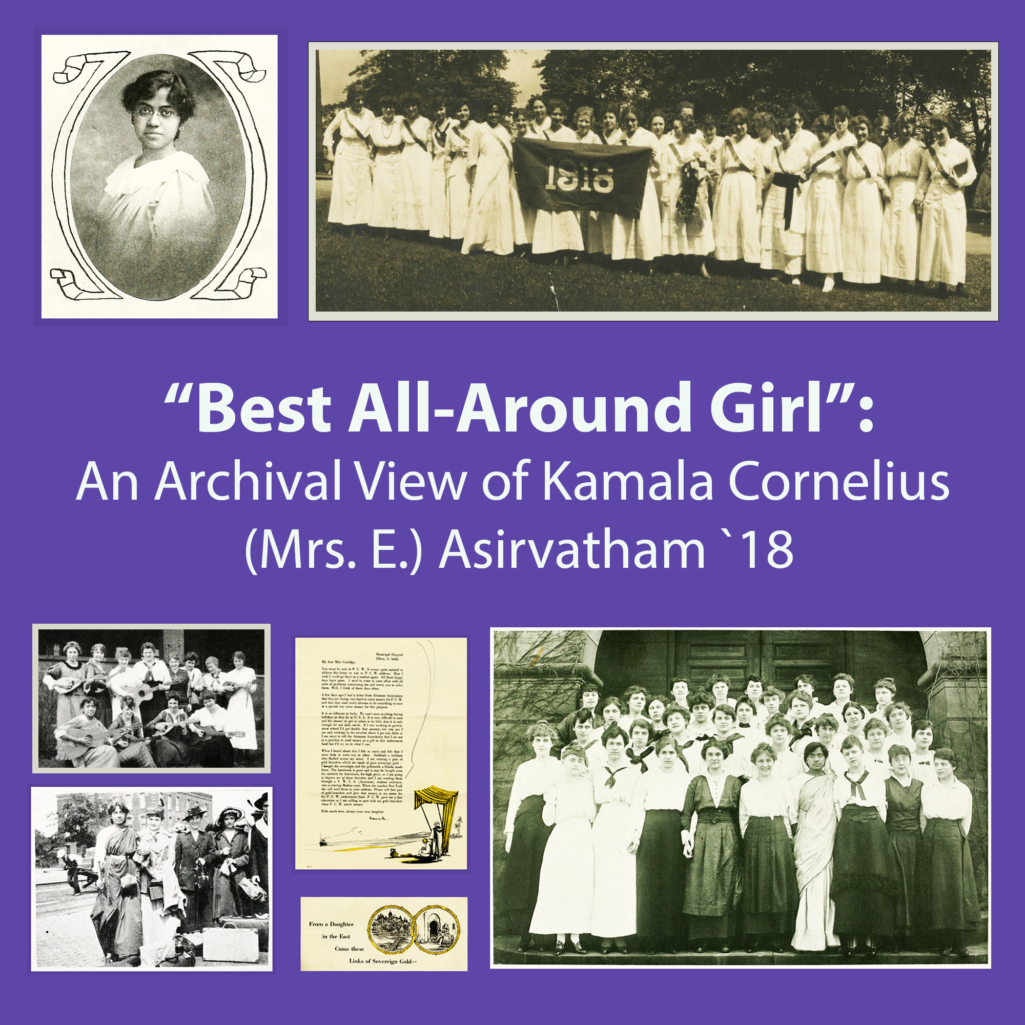 Archival View of Kamala Cornelius