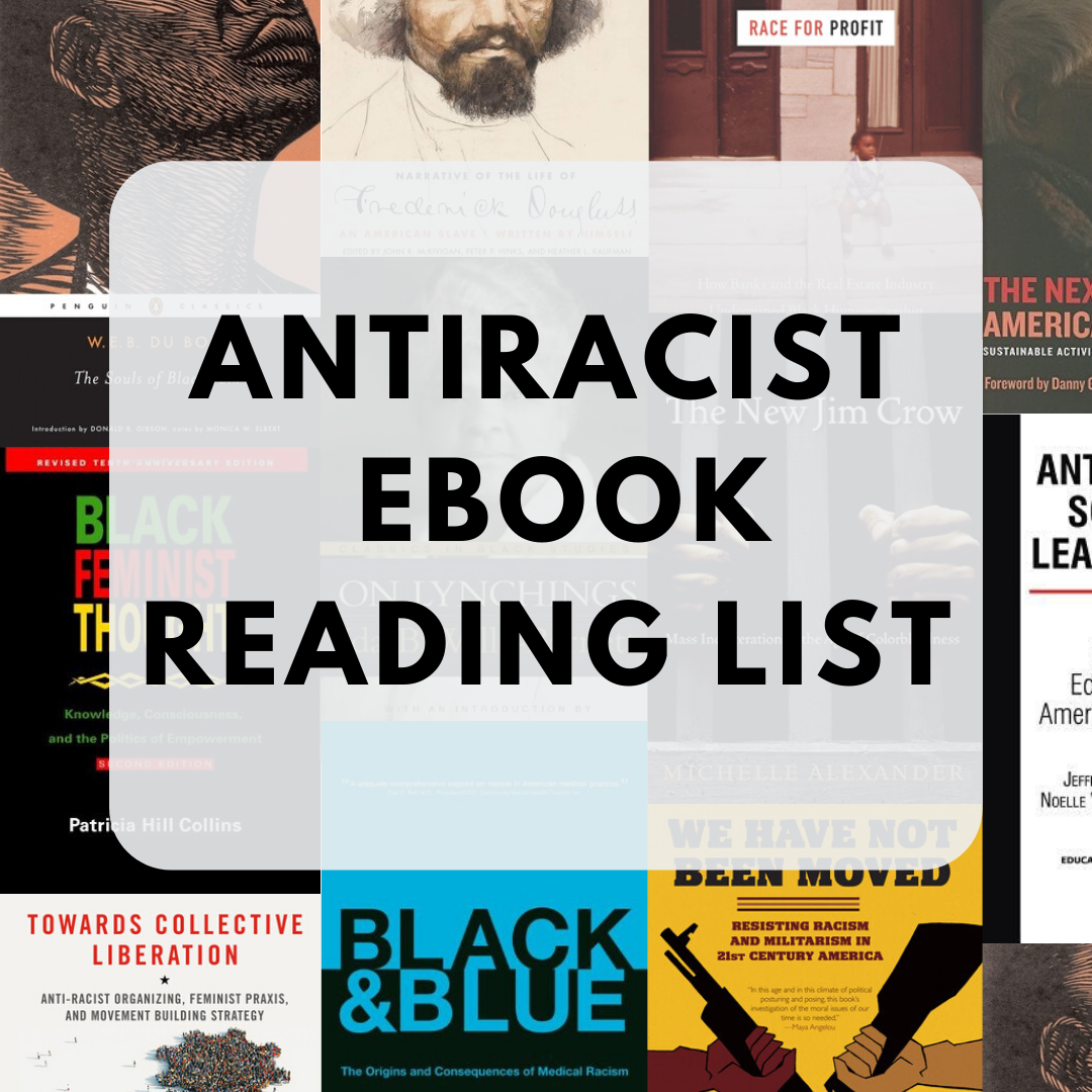 The JKM Library's Antiracist eBook Reading List