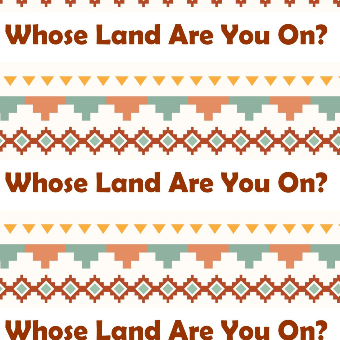 Whose Land Mapping Project