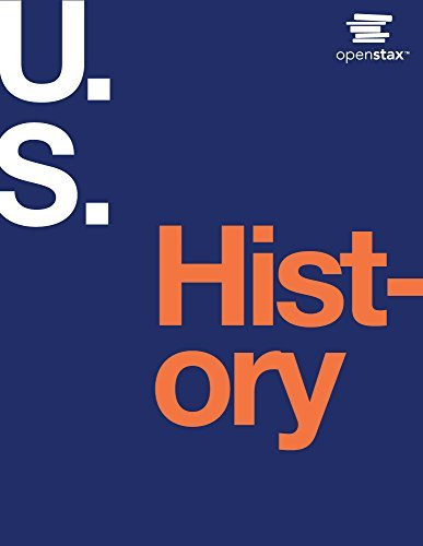 U.S History Openstax book cover