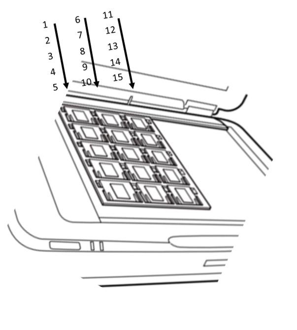User tip for slides