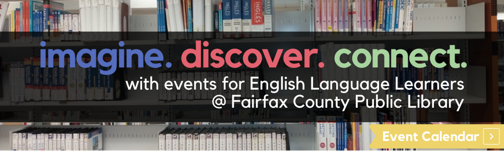 Link to the Calendar of Events for English Language Learners