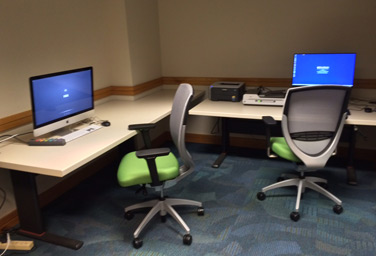 Butler Assistive Technology Room