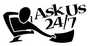 Ask Us 24/7 logo