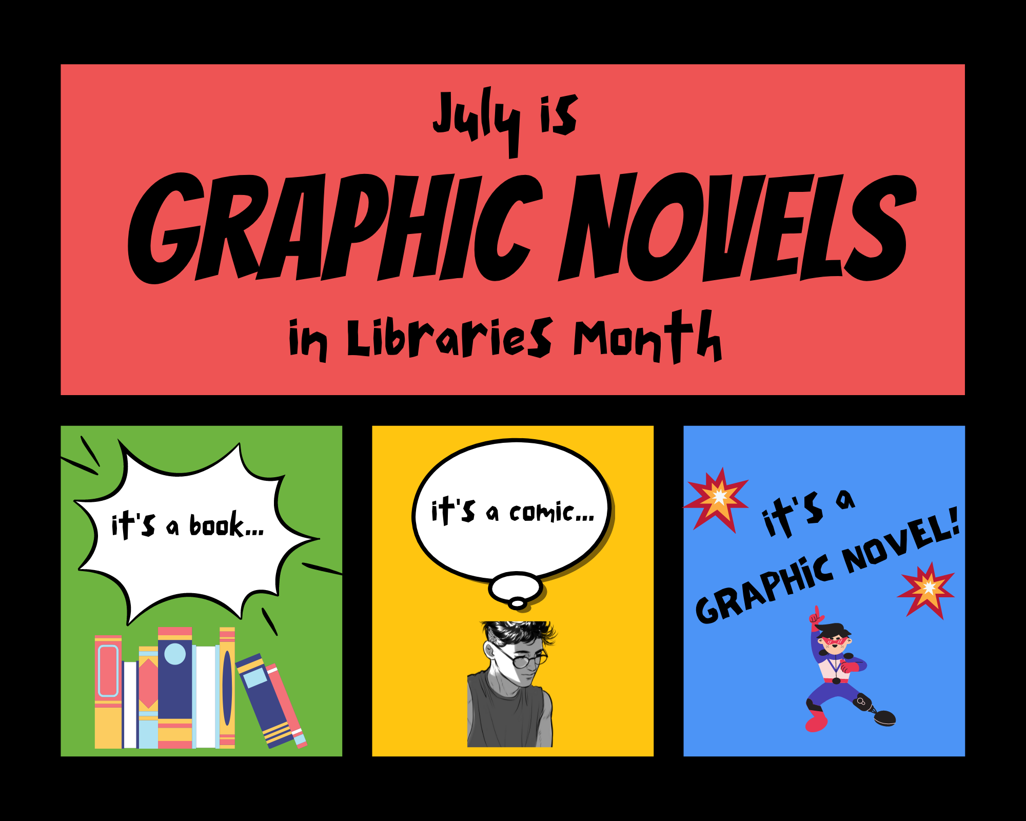 Leeward CC Library's Graphic Novels Collection
