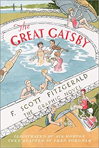 The great Gatsby : the graphic novel