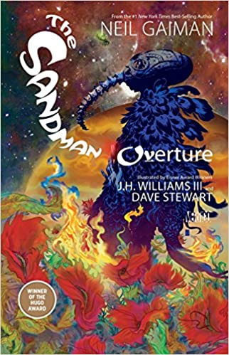 The Sandman : overture