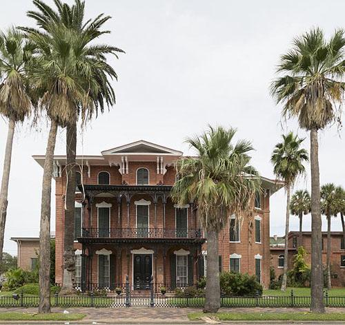 Ashton Villa, in Galveston, Texas.  Photo by Carol M. Highsmith, 2012. Highsmith Archives. Prints and Photographs Division, Library of Congress.