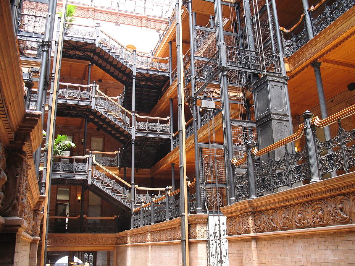 Bradbury Building