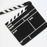Clapper board - Britannica ImageQuest