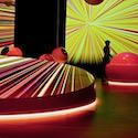 Universe of particles exhibition - Britannica ImageQuest