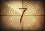 Vintage movie countdown - Britannica ImageQuest
