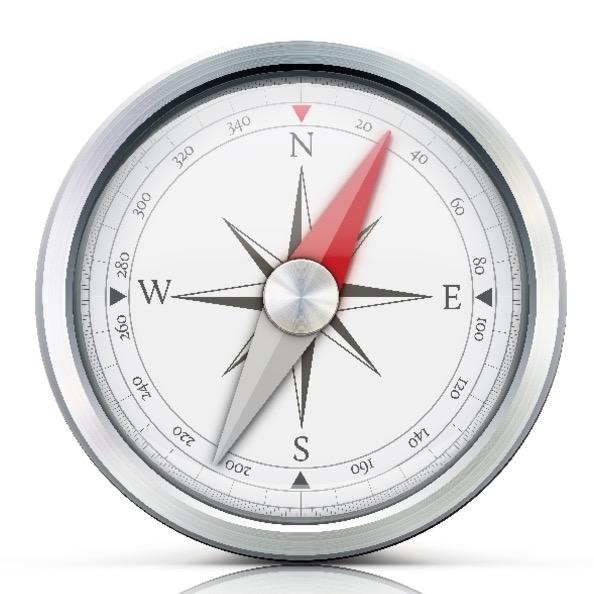 Detailed compass - Britannica ImageQuest