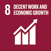 Goal 8 - Decent Work and Economic Growth