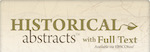 EBSCO Historical Abstracts with Full Text
