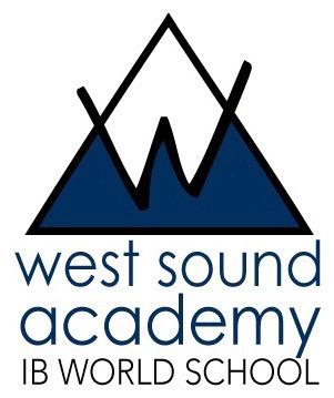 West Sound Academy logo