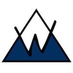 West Sound Academy mountain logo