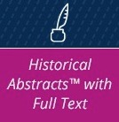 Historical Abstracts with Full Text