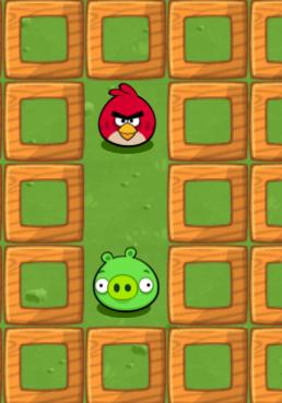 Hour of Code Angry Bird Logo