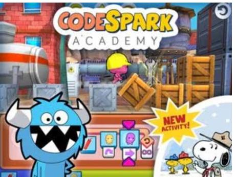 CodeSpark Academy Hour of Code