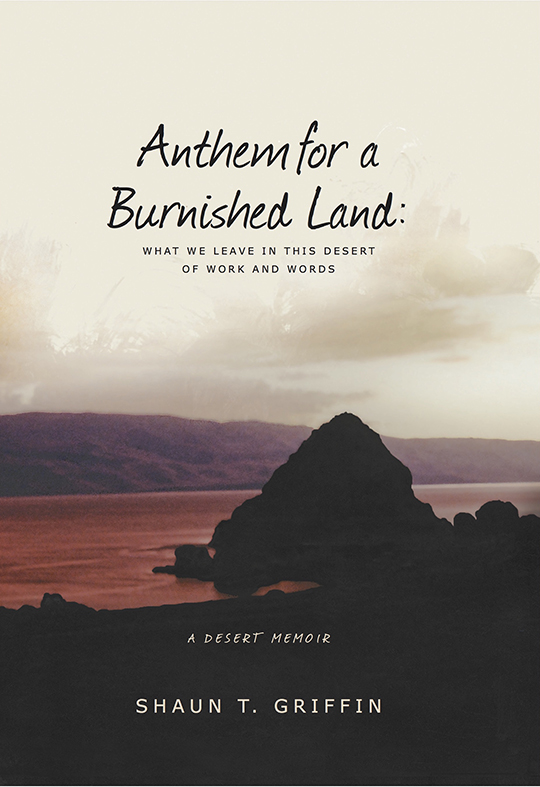 Anthem for a Burnished Land book cover