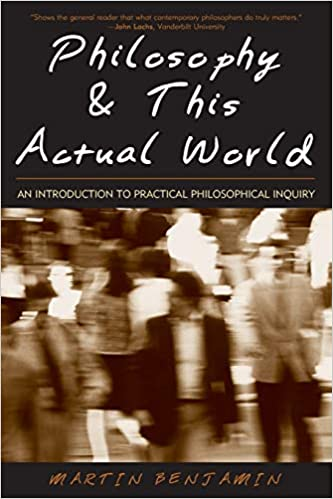 Philosophy and this world