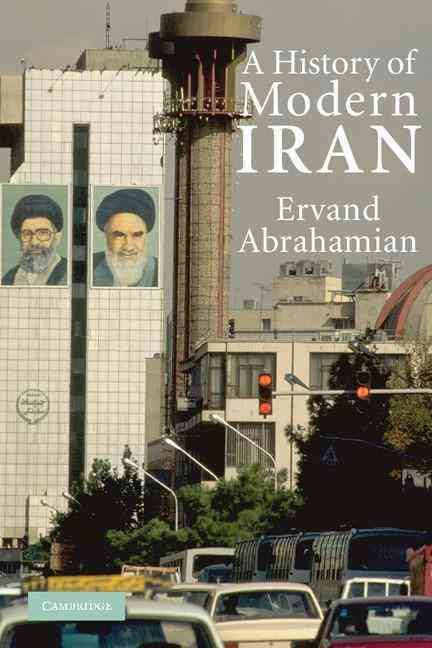 A History of Modern Iran Cover Art