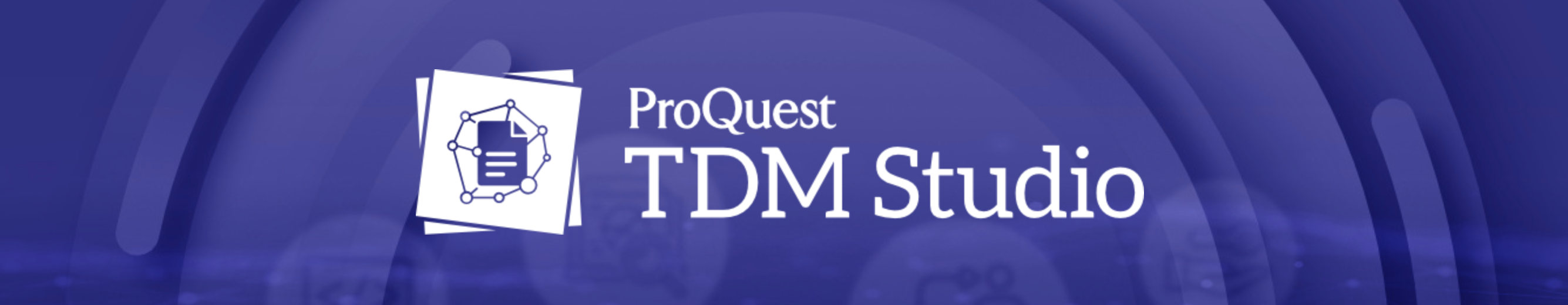 TMD Studio Banner