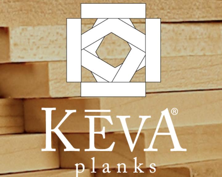 Keva Planks