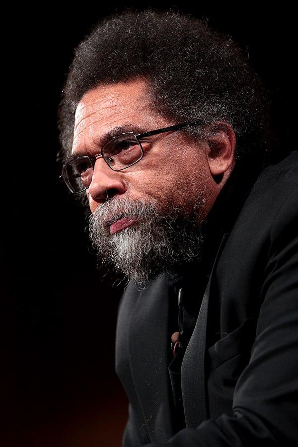 Portrait of Dr. Cornel West