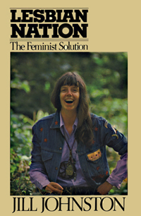 Johnston Lesbian Nation cover art