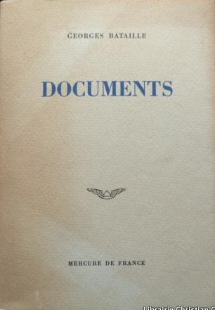 Documents 1968 Cover art
