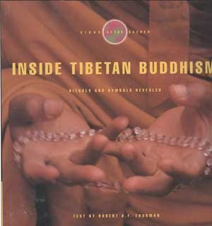 Thurman Inside Rituals cover art