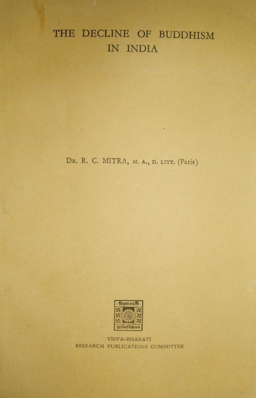 Mitra Decline cover art