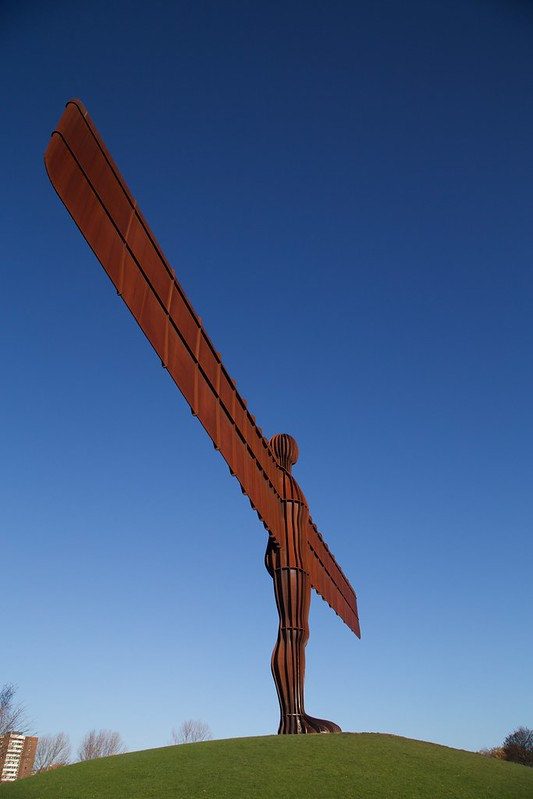 Angel of the North, Eighton, England