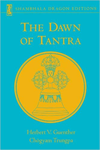 Guenther and Trungpa cover art