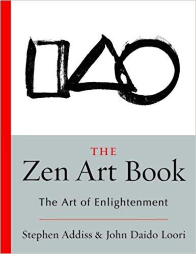 Addiss Loori Zen Art Book cover art